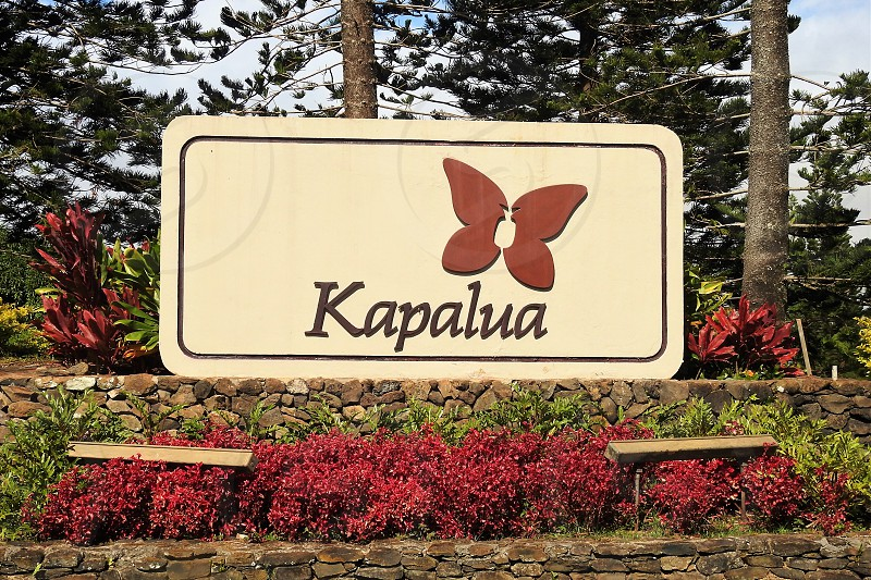Kapalua         photo