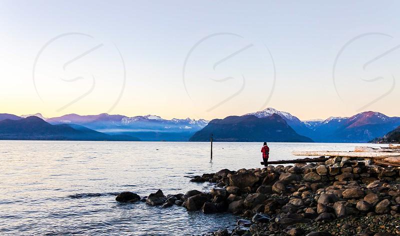 Sunset adventure wanderlust British Columbia BC photo