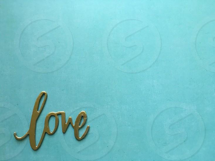 Love. Is Love. Is Love. photo