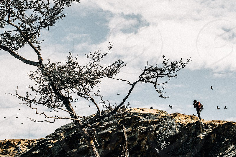 shot from Baikal Lake photo