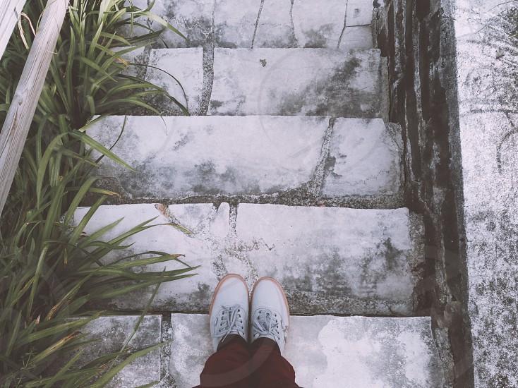 Steps towards your destiny  photo