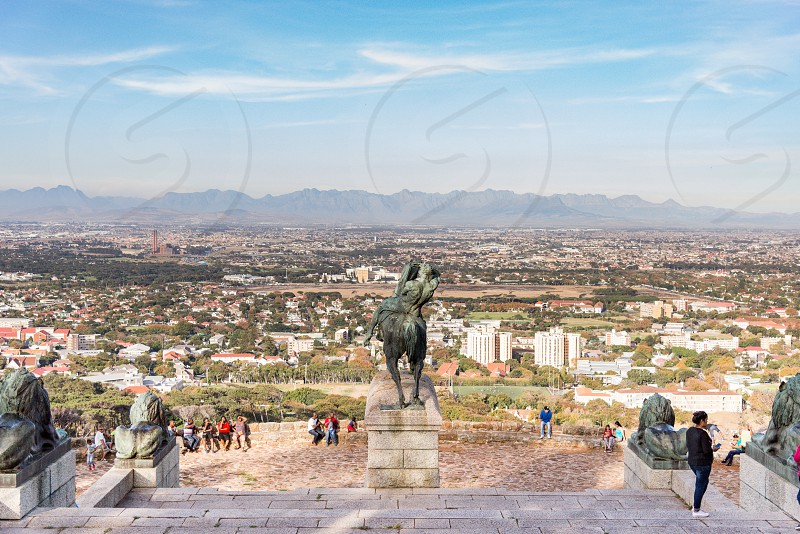 Rhodes Memorial - Cape Town photo