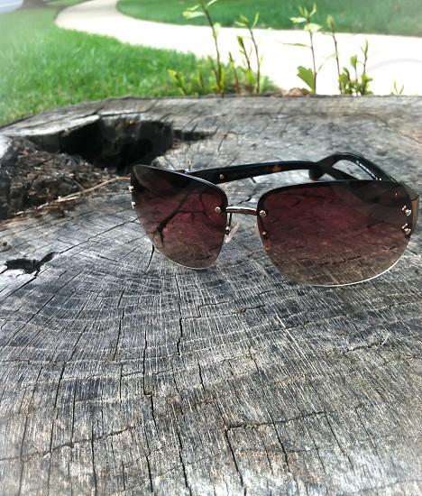 Sunglasses Outdoor photo