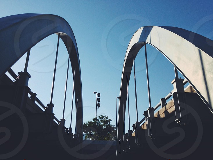 Bridge curves photo