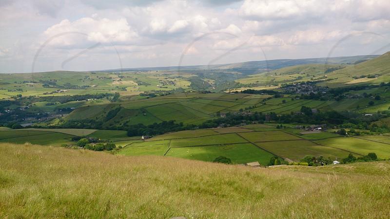British Countryside photo