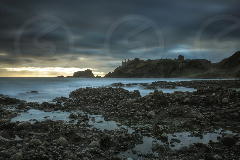 Dunottar castle  photo