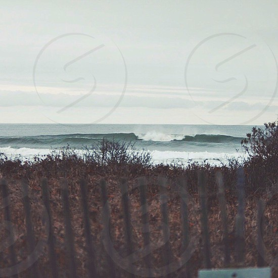 Wave waves coast coastal surf ocean outdoors explore photo