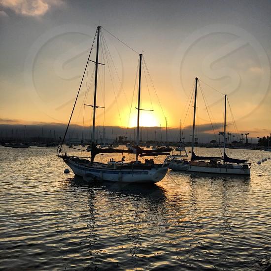 San Diego Bay CA photo