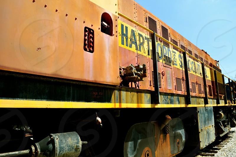 Locomotive Engine photo