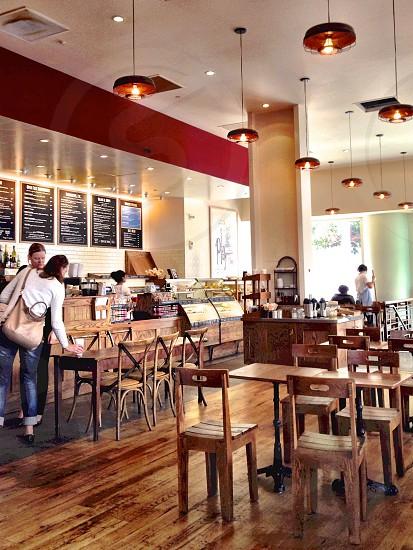 Cafe restaurant coffee shop  photo