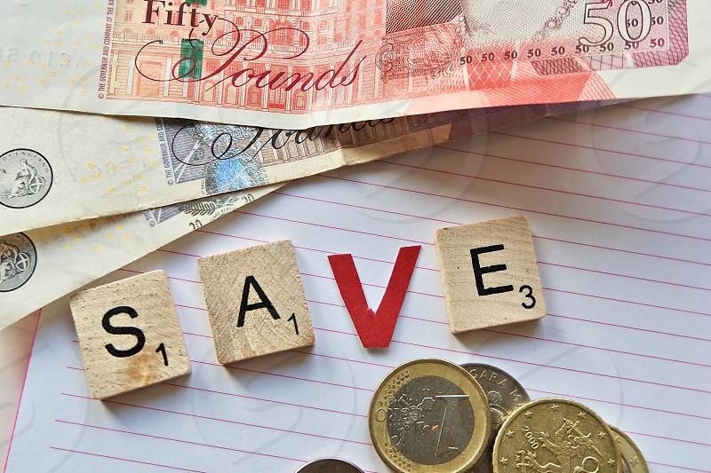 Save personal finance  money  savings  coins  future   photo