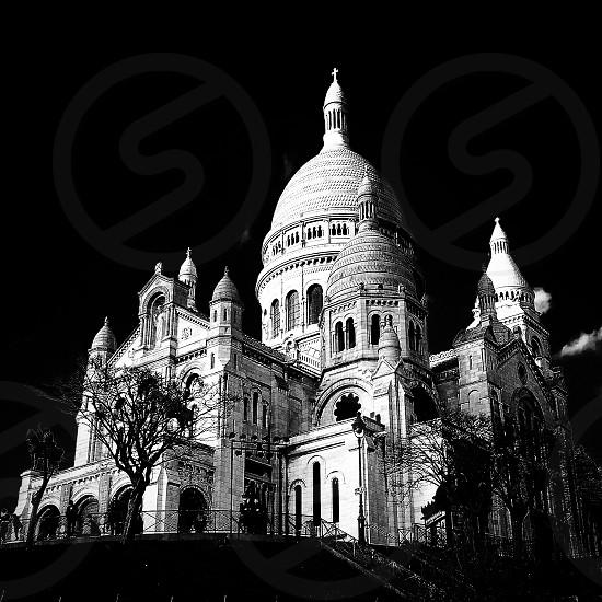 The Sacre-Coeur Paris photo