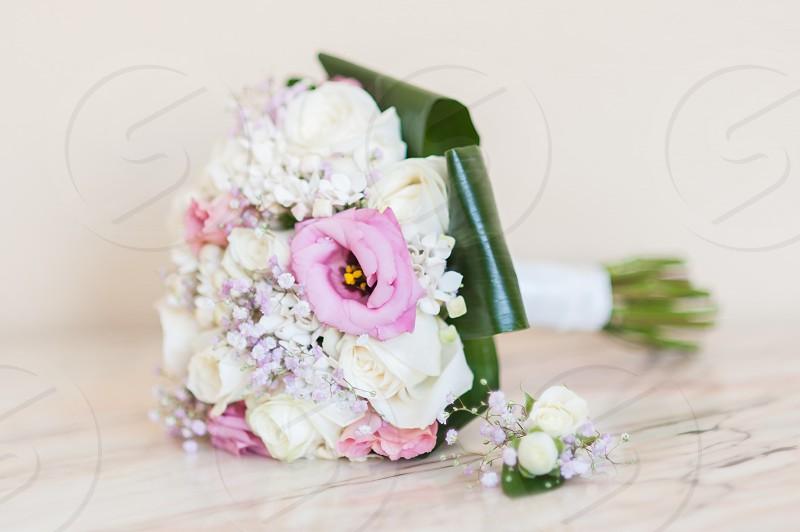 wedding day wedding Flowers bridal bouquets photo