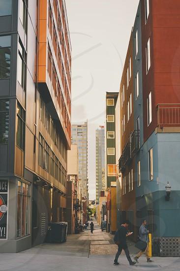 Bell Town Seattle WA photo