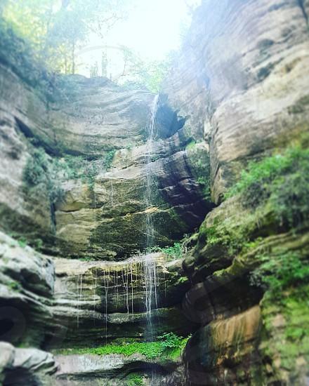 #waterfall #nature #hiking photo