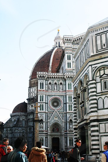 In All Her Majesty ~ Duomo Florence Italy  photo