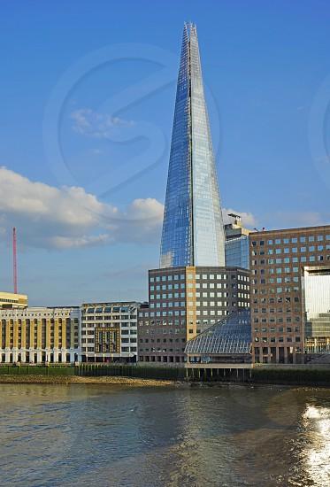 The Shard - Southbank London England United Kingdom photo