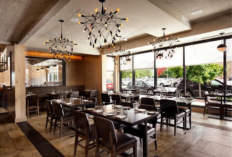 Convivial DC Interior Dining Area photo
