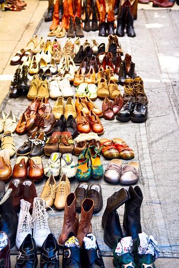 #platforms #clogs #pennyloafers #vintageshoesale  photo