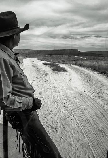 the west awaits...  photo