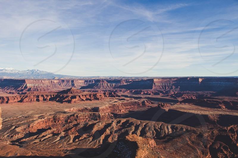 Dead Horse Point Utah photo