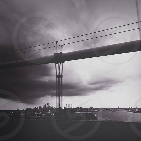 bridge and waterway photo