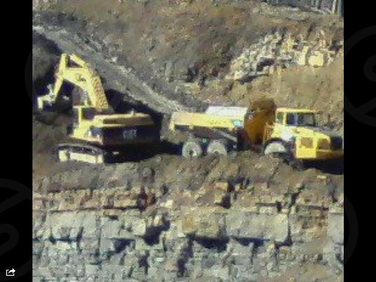 Mining in Pennsylvania photo