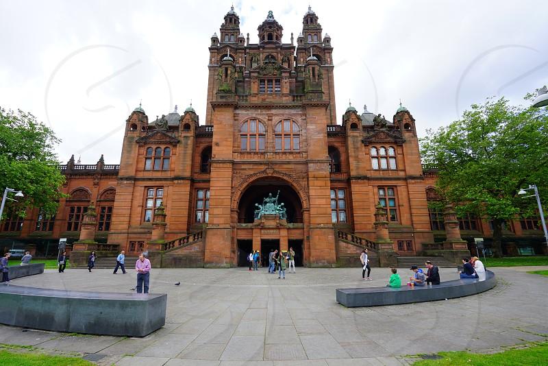 Kelvingrove Art Gallery and Museum - Glasgow Scotland photo