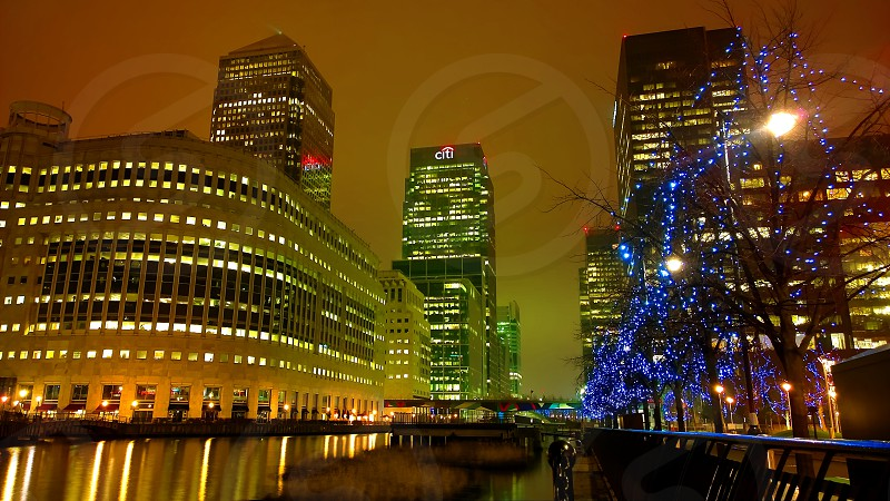 Canary WharfLondonUk photo