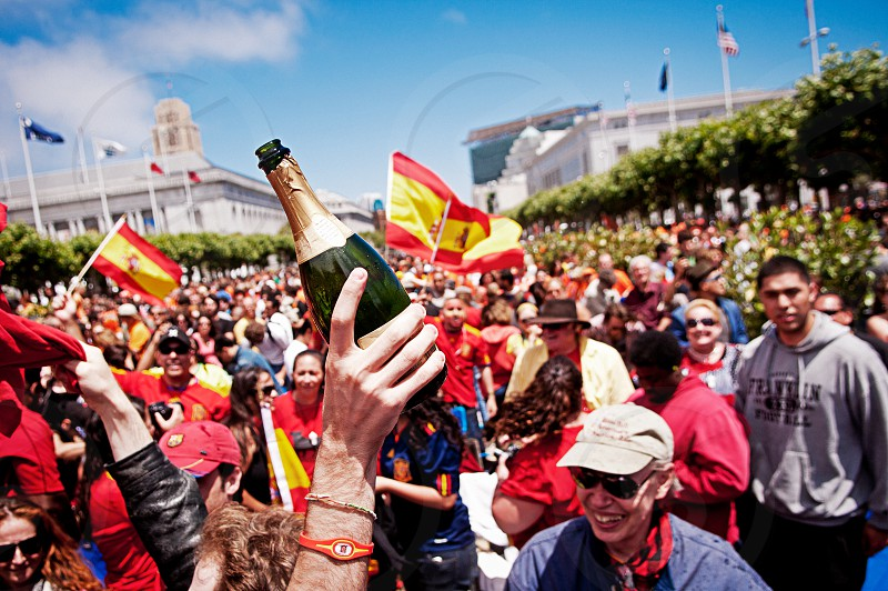 2012 world cup finals viewing in SF photo
