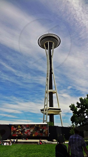 Space Needle photo