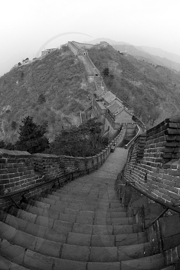 Great Wall of China - Asia photo