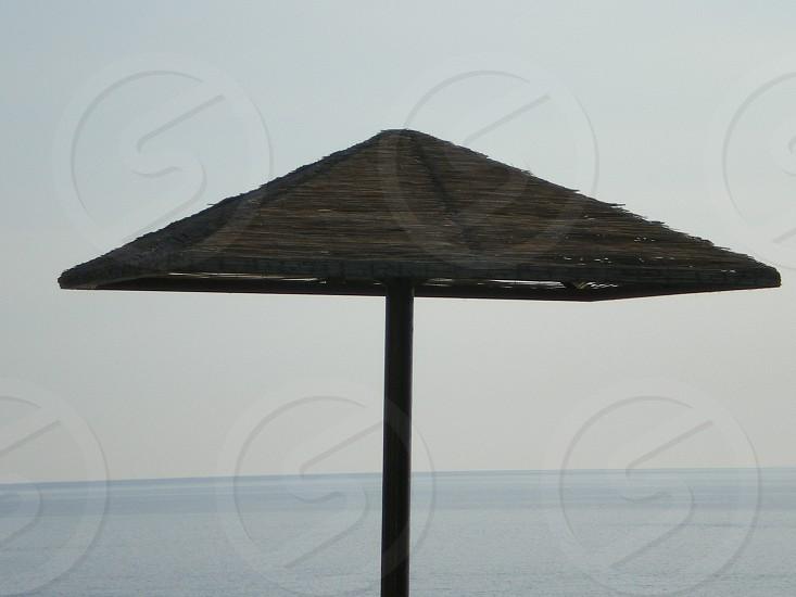 Aegean Balconi Andros Island Greece photo