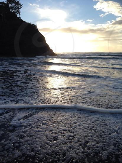 The tide  photo