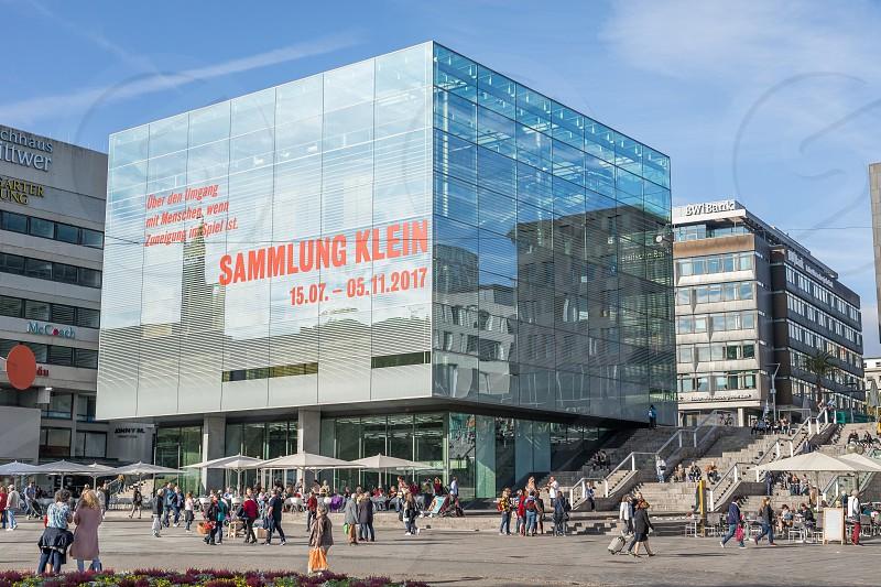 Stuttgart Kunstmuseum photo