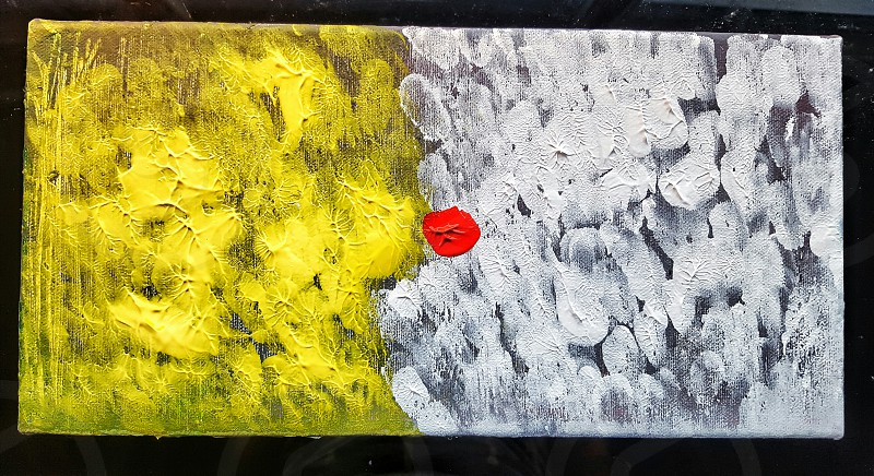#AmanAbstracts #painting #StillAlive #AmanBhatti photo