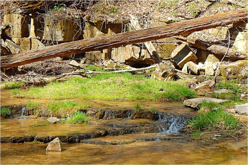 McCormick's Creek State Park Indiana photo