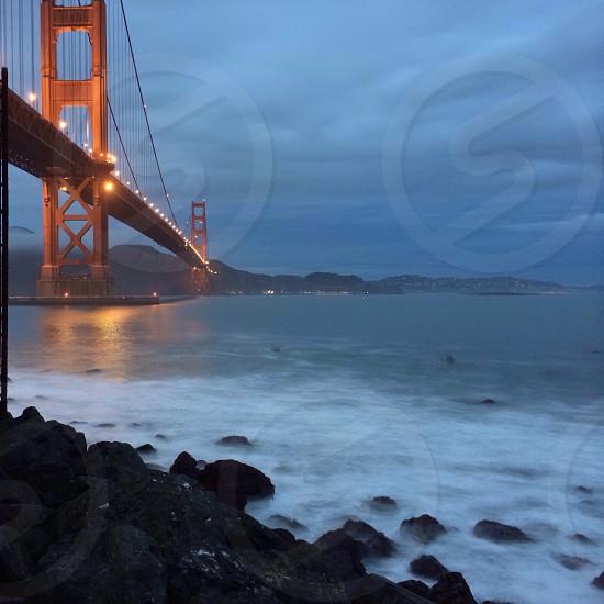 blue ocean photo