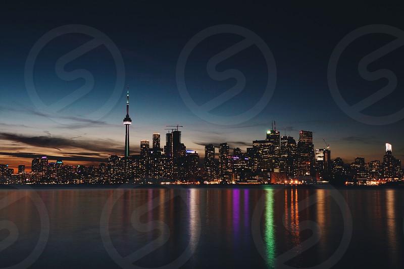 Toronto Ontario Canada  photo