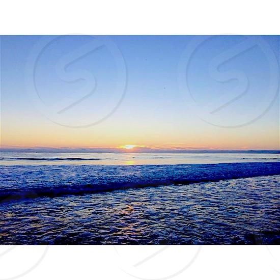 Cali sunset at its finest photo