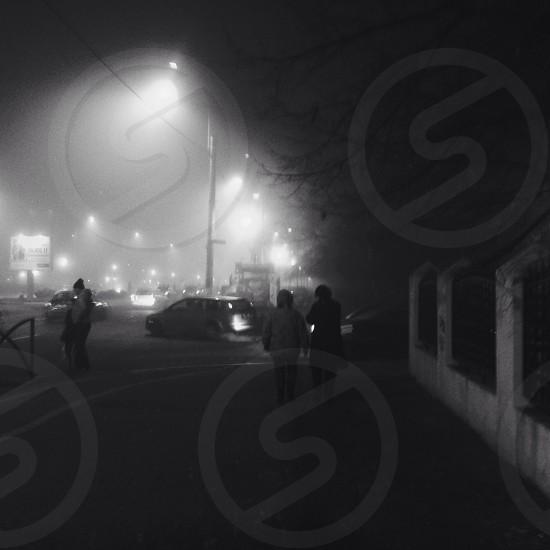 street lamps photo
