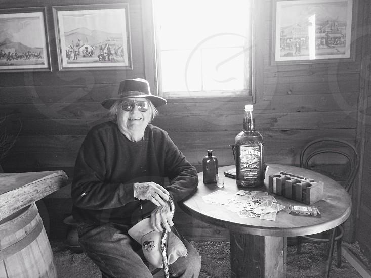 Gramps.  photo