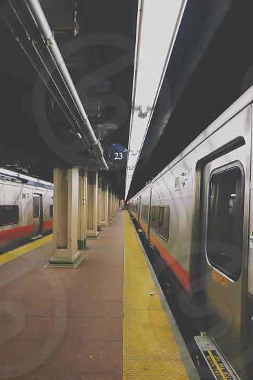 silver train photo