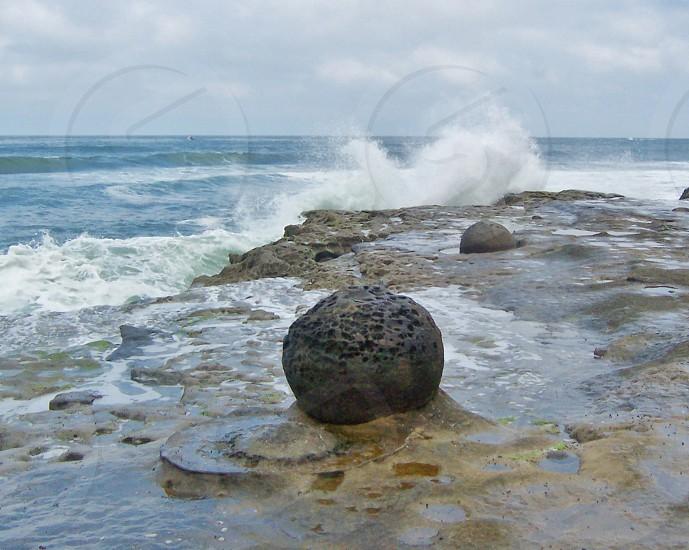 SD Ocean rock 2 photo