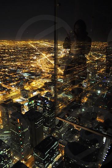 Willis Tower Skydeck Chicago IL photo