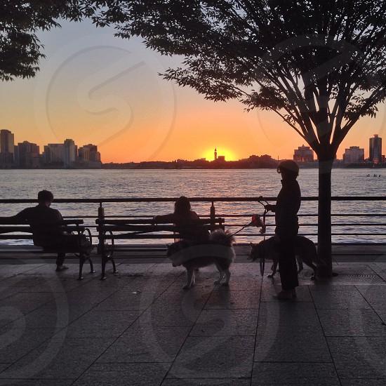 Hudson River NYC photo