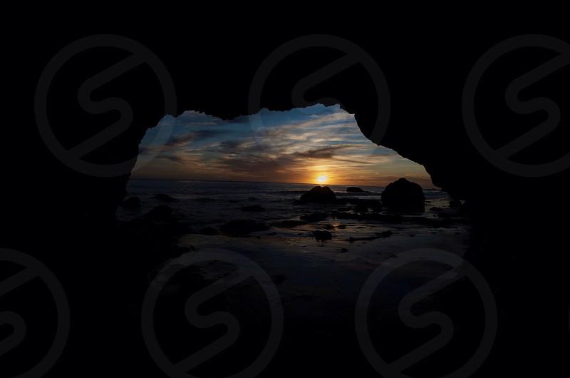 Sunset - Malibu CA photo