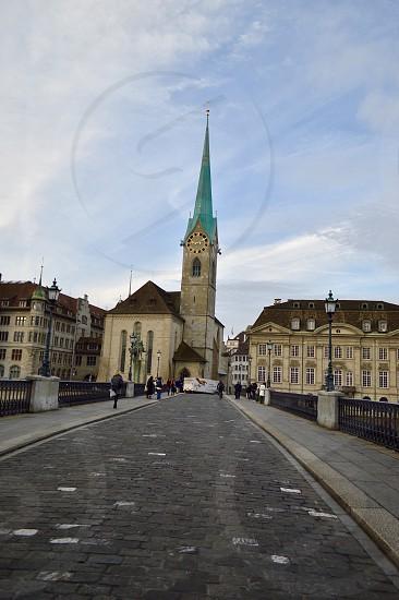 Zurich Switzerland  photo
