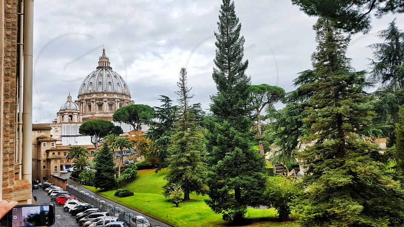 The Vatican Rome Italy photo