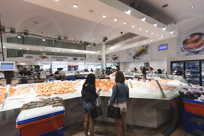 Sydney Fish Market photo